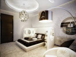 bedroom  awesome modern bedroom lighting idea with big arch drum