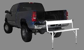 Z-Bench Tailgate Step Bench Truck Accessory, Temecula CA - Truck ...