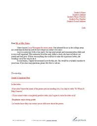 sorority letter of recommendation example letter of reference example