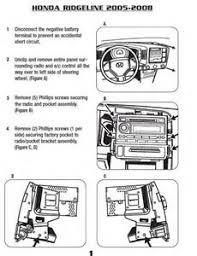 honda ridgeline radio wiring diagram images 2014 honda civic honda ridgeline stereo wiring the wiring diagram