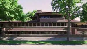 Frank Lloyd Wright Inspired House Plans  House Plans  82323Frank Lloyd Wright Style House