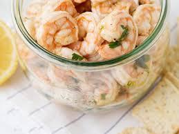 pickled shrimp baked bree