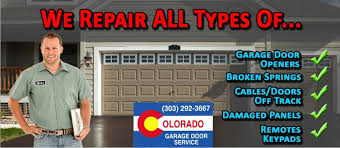 garage door serviceDenver Area Colorado Garage Door Company  Denver Colorado And