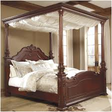 27 King Size Canopy Bed with Curtains | Bedroom Ideas