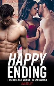 Amazon.co.jp: Happy Ending: (First Time MMF Straight To Gay Cuckold)  (English Edition) eBook: Riley, Ava: Kindle Store