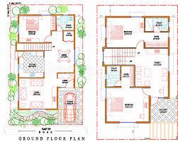 duplex house plans for 30x40 site best of south facing house floor plans 30 40