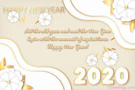 Free New Year Cards Make Your Own New Year 2020 Cards Online