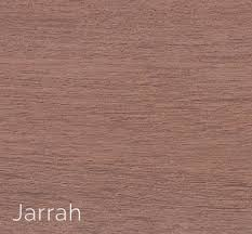 jarrah is an australian hardwood it is heavy tough with a distinctive dark red colouration jarrah can be highly polished and accepts most finishes well