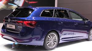 New Toyota Avensis World Premiere at 2015 Geneva Motor Show ...