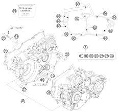 ktm 125 sx engine diagram ktm wiring diagrams