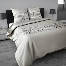 bedding home sweet home sandy