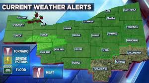 Cleveland Ohio weekend weather