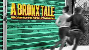 Bronx Tale Theater Seating Chart A Bronx Tale Tour