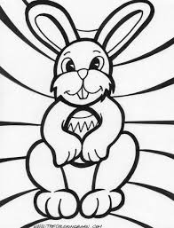 Easter Bunny Coloring pages | easter bunny colouring pages | bunny ...