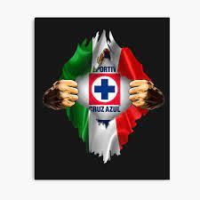 "Liebe Mexiko Fan Cruz Azul Fc"" Poster ..."