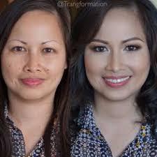 before and after bridal makeup event makeup natural makeup asian makeup