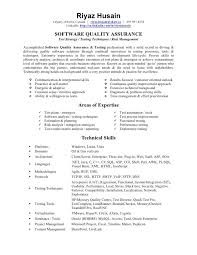 Ultimate Qa Test Analyst Sample Resume For Your Qa Software Tester