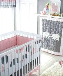 elephant baby bedding gray and pink elephant baby bedding baby girl elephant crib bedding sets elephant baby bedding
