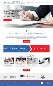 Best Web Design Firms 2015 Upmarket Serious Law Firm Web Design For A Company By