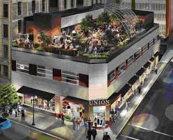 restaurant unions new downtown minneapolis restaurant will have retractable roof