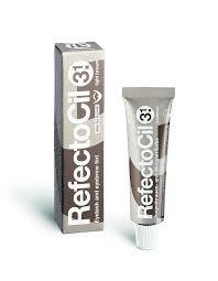 Refectocil Cream Hair Dye Light Brown 5oz Refectocil Cream Hair Tint Light Brown 5 Oz