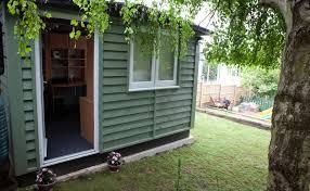 smart garden office. Duo Suffolk Barn Garden Office Smart