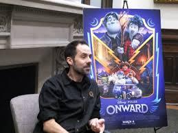 Onward's story head Kelsey Mann really loves his job at Pixar | Corcoran  School of the Arts & Design | The George Washington University