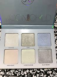 anastasia beverly hills glow kit moonchild swatches. anastasia beverly hills moonchild glow kit review and swatches n