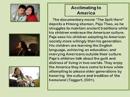 south east asian culture in america ppt  acclimating to america