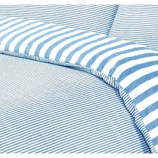 blue stripe bedding striped image of and white style navy comforter sets quilt set