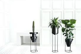 tall plant stand indoor white plant stands indoor accessories white and wooden pedestal plant stand indoor