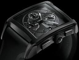 powerful maurice lacroix pontos chronographe rectangulaire full powerful maurice lacroix pontos chronographe rectangulaire full black watch watches channel