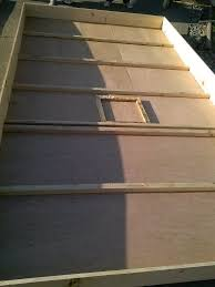 picture of attach underlayment to top