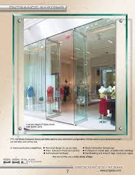 complete glass entrance door systems with all necessary hardware ready for installation