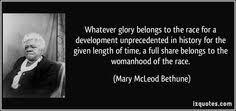 Mary Mcleod Bethune Quotes Classy Mary McLeod Bethune Quotes Top Famous Quotes And Sayings From
