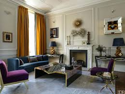 jewel tone living room decor tour a townhouse filled with tones w somerset  aspect house inspired . jewel tone ...