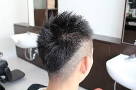 なんか 面白い髪型ないのってことでメンズカット江別市の理容