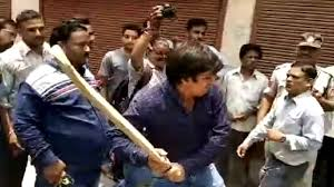 Indore Bjp Mla Akash Vijayvargiya Jailed For Assaulting Civic