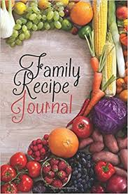 Recipe Journal Template