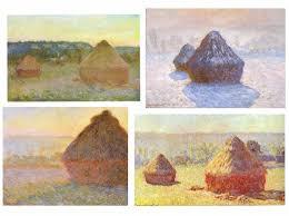 claude monet haystack series 1890 91