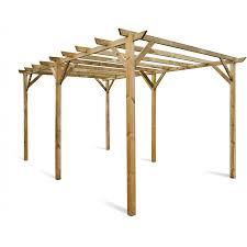 Pergola Pergola Jardin Modern Pergola Jardin Bois Suitable Tonnelle En Boibrico Depot