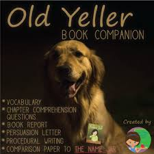 old yeller book panion