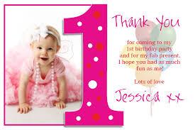 ideas of 1st birthday invitation card es for card invitation design ideas thank you card for birthday