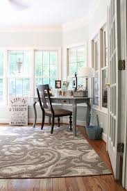 home office rug. forte rug by mohawk home in taupefleshivory office