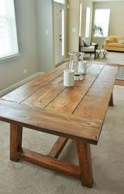 dining how to create dining table plans holy cannoli we built a farmhouse dining room