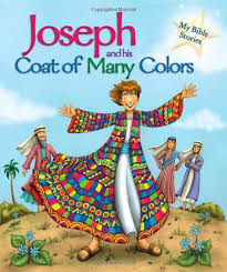 Joseph and his Coat of Many Colors (My Bible Stories) by Sasha Morton  184898829X 9781848988293