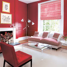 Red Living Room Accessories Living Room Sofa Warm Red Living Room White Woodwork And