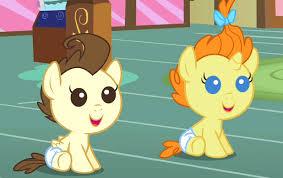 Pound Cake I Pumpkin Cake My Little Pony Przyjaźń To Magia Wiki