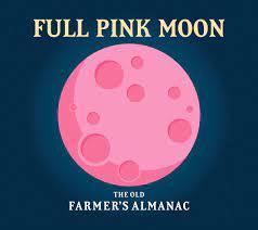 Super Pink Moon: Full Moon in April 2021