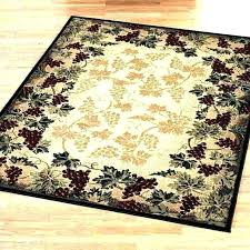 cotton kitchen rugs rug runners for kitchens rag woven country kitchenaid hand mixer n washable entryway